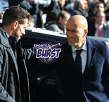 Sports Burst: Diego Simeone Bests Zizou In Coaching Kerfuffle