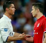 Heavyweights Ronaldo and Lewandowski go head to head – Champions League in Opta numbers