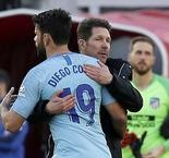 Simeone: All Issues With Costa Resolved