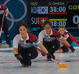 Curling - WOMEN'S ROUND ROBIN SESSION 4: Republic of Korea 7 Switzerland 5