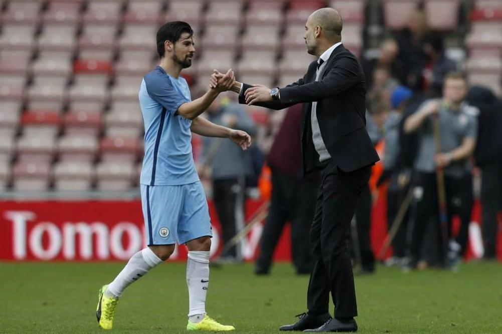 Mercato Man City: Guardiola prêt à brader Nolito ?