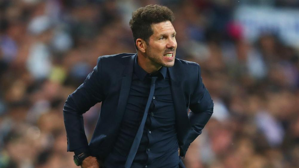 Diego Simeone to stay at Atletico Madrid