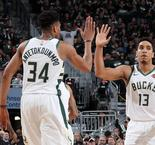 NBA : Le film de Bucks-Raptors (G2)