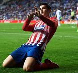 Morata Brace Helps Atletico Madrid Keep Pace In 2-0 Win Over Real Sociedad