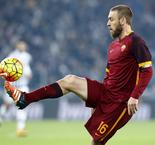 Mercato AS Rome: De Rossi quittera le club en fin de saison