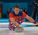 Curling - Men's Round Robin Session 4: Norway 7 Republic of Korea 5