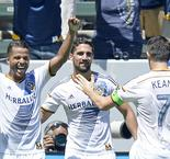 Galaxy returns to the top in the West