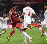 AFC Asian Cup - UAE 1 Thailand 1 - Match Report