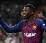 Dembele Cleared To Face Manchester United