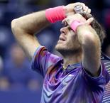 My best game of the tournament - Del Potro delighted with defeat of Federer