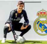 Real Madrid: Courtois encore titulaire
