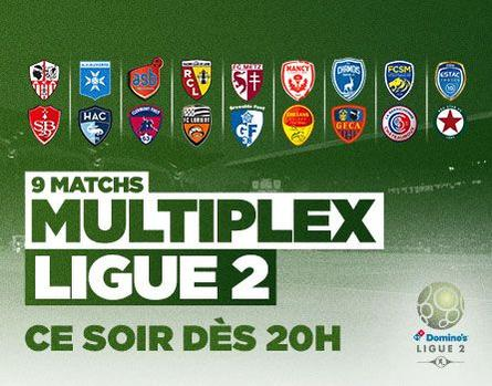 La Ligue 2 sur beIN SPORTS