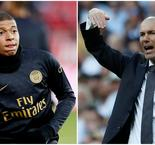Real Madrid, Zidane Plot $317m Mbappe Bid