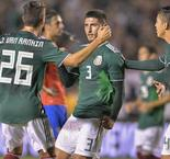 Mexico End Losing Streak With Costa Rica Win