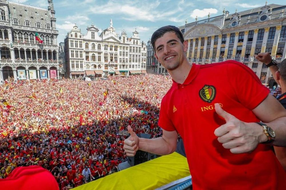Real Madrid: Officiel pour Courtois