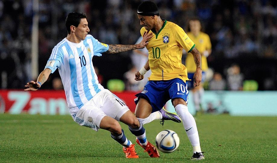 Highlights of CONMEBOL Qualifiers