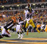 NFL : Les Steelers au finish contre les Bengals