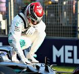 Hamilton In 'Shock' After Dominating Qualifying