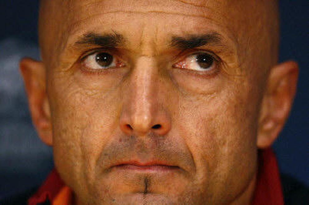 AS Rome: Spalletti va remplacer Garcia