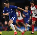 Morata regrets trying to play through pain