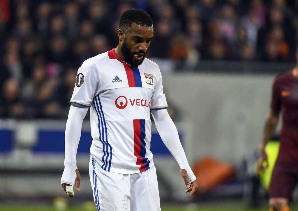 Arsenal, Lyon target Lacazette declares he's leaving Lyon