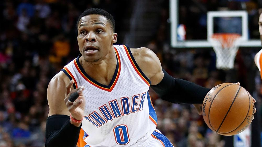 Westbrook ties National Basketball Association triple-double record