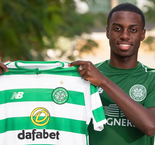Weah: I Am In Love With Celtic