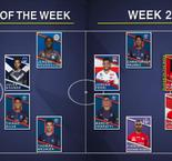 Ligue 1's team of the week featuring Plea