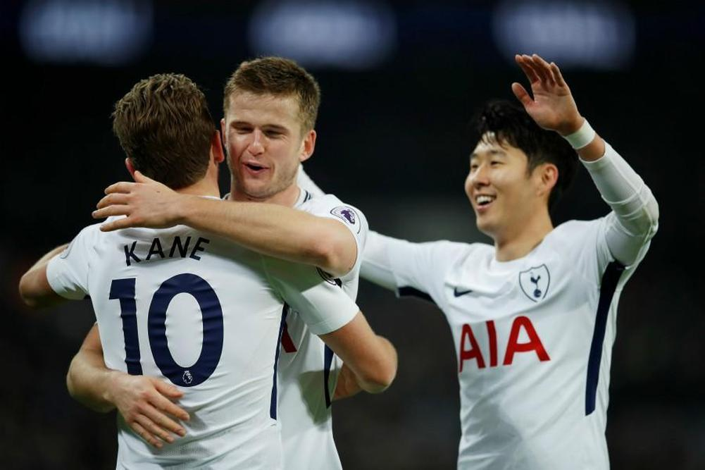 Premier League: Tottenham s'amuse contre Everton