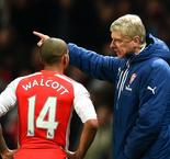 Wenger keen to guide Walcott through 'golden age'