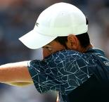 Djokovic relieved to survive gruelling US Open opener