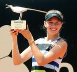 Teenager Anisimova Wins First WTA Title In Bogota