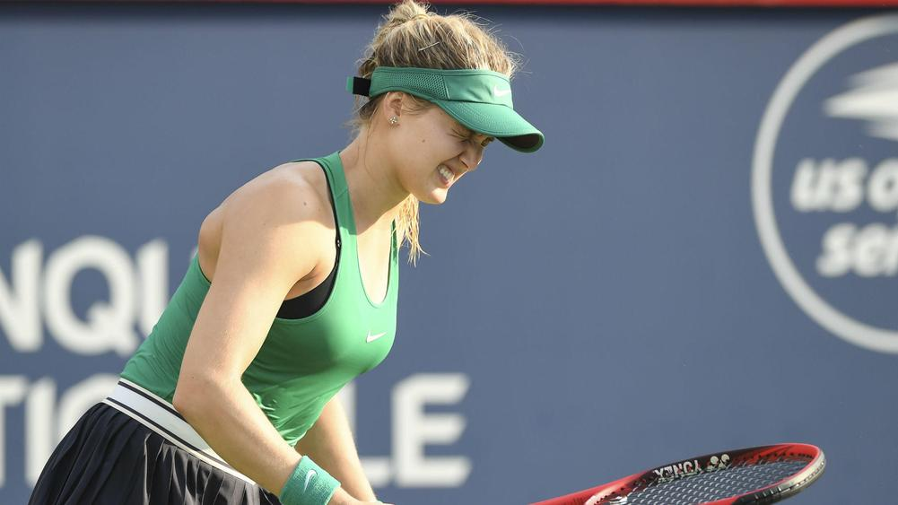 Eugenie Bouchard - cropped