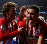 Late Goals Give Atletico Madrid First Leg Win Over Juventus