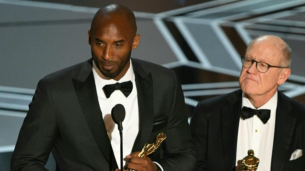 Yup, Kobe Bryant Is Now an Oscar Winner