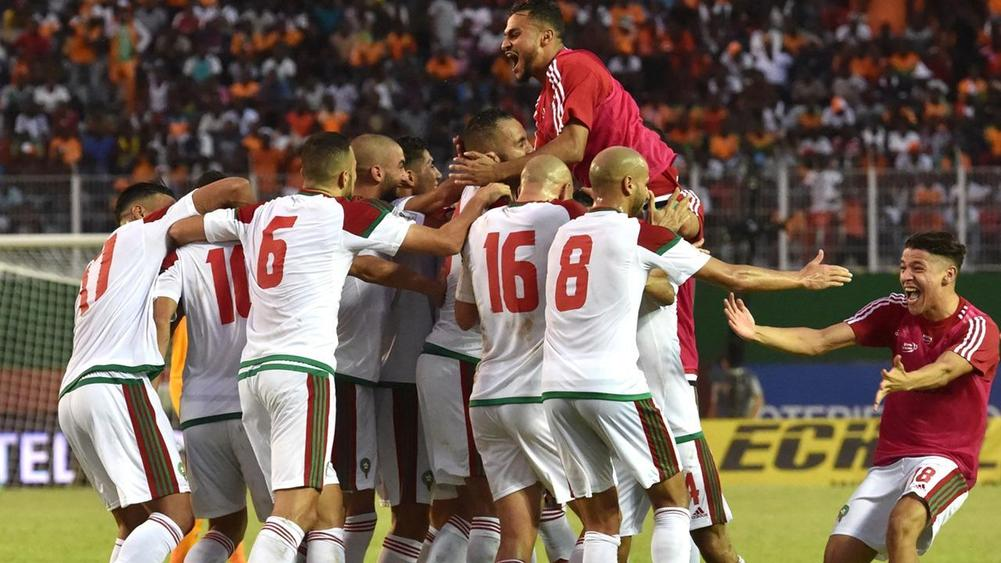 Morocco and Tunisia qualify for Fifa World Cup finals in Russia