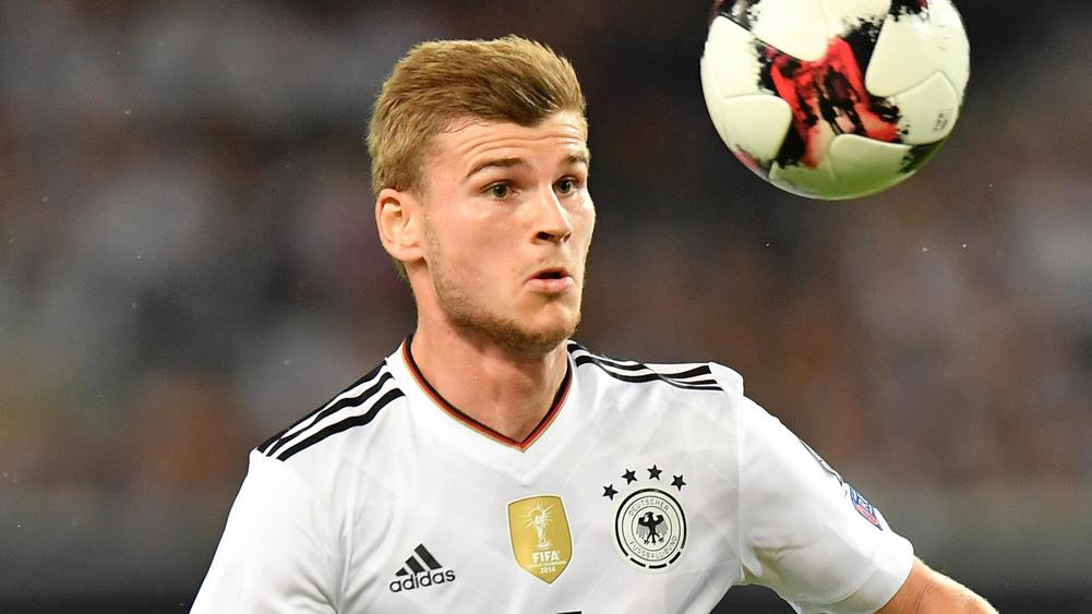 Werner 'happy' with Madrid interest