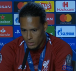 Messi deserves the Ballon d'Or even if he didn't play in the final - Van Dijk