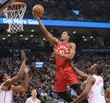 NBA : Les Raptors en patrons face au Heat