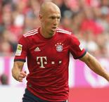 In-form Robben 'does not feel 34'