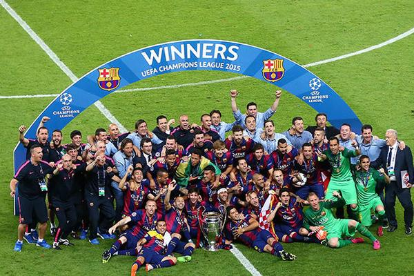 Juventus 1-3 Barcelona: Suarez, Rakitic & Neymar deliver Champions League glory
