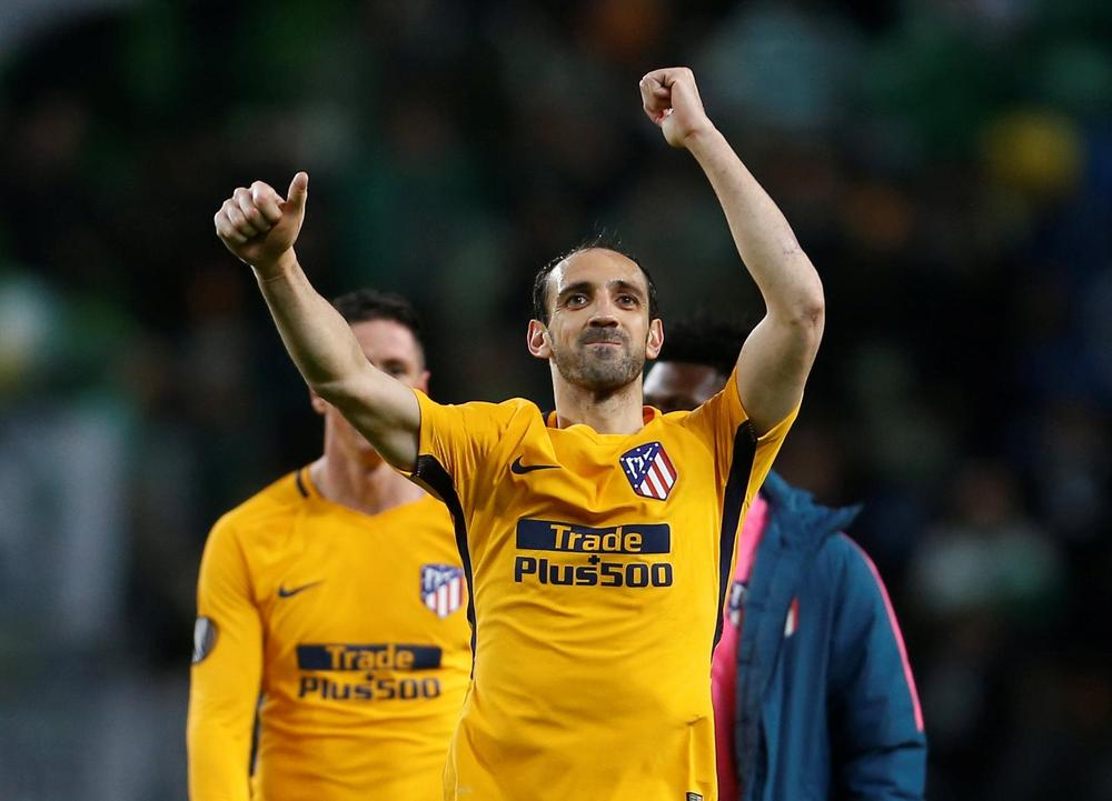 Tough draw for Arsenal tempered by Diego Costa blow for Atletico Madrid