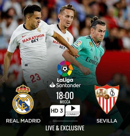 Real Madrid - Sevilla