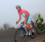 Vincenzo Nibali Looking for More Glory in Giro d'Italia