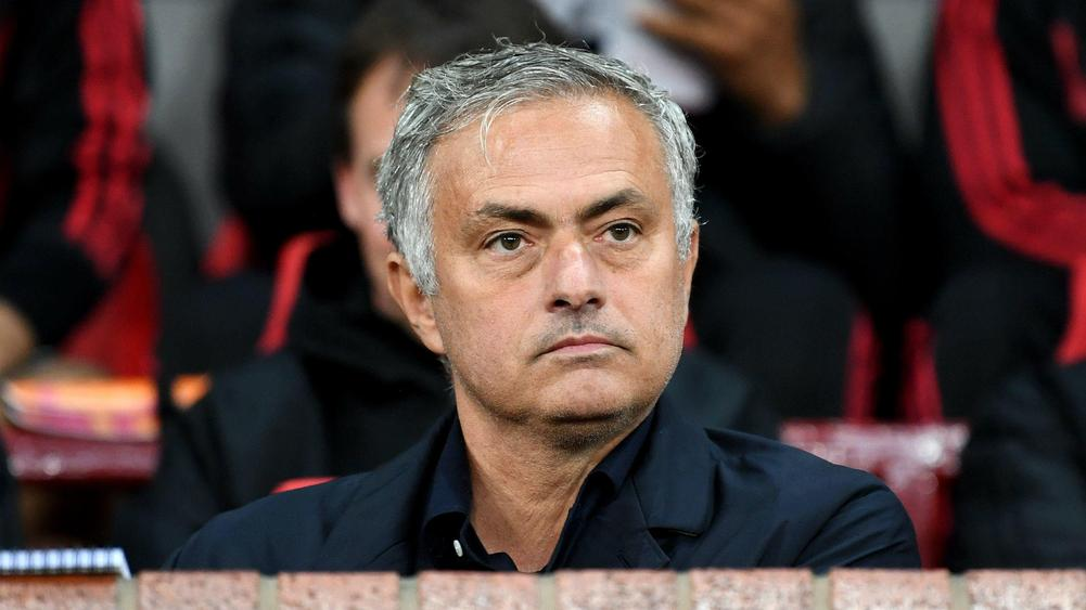 Manchester United manager Jose Mourinho: I'm not the only one to blame