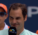 To win in Miami 'really means a lot' - Federer