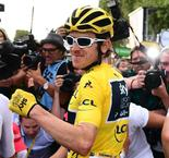 Thomas thanks team-mate Froome after 'dream' Tour win