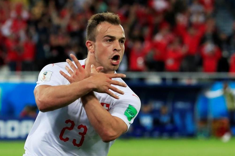 Mercato Liverpool: Shaqiri s'engage 5 ans