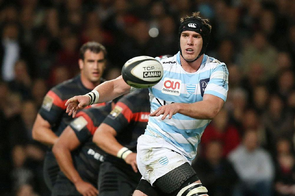 Racing 92: Le Roux de retour face à Glasgow