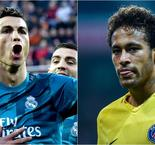 Real Madrid v Paris Saint-Germain: Ronaldo versus Neymar in 2017-18